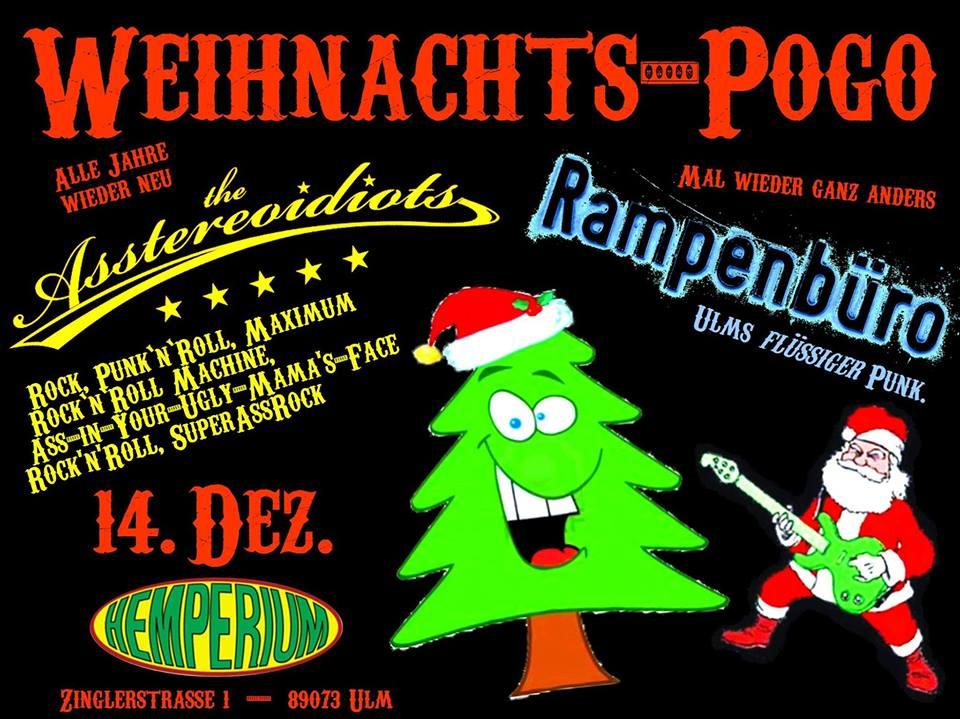 Weihnachts Pogo – Hemperium Ulm